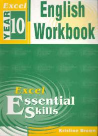 Link to an enlarged image of Excel English Workbook Year 10 16 Year 10