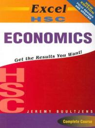 Link to an enlarged image of Excel HSC Economics