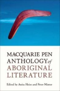 Link to an enlarged image of Macquarie Pen Anthology of Aboriginal Literature