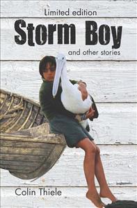 Link to an enlarged image of Storm Boy -- Hardback