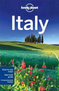 Link to an enlarged image of Lonely Planet Italy (Lonely Planet Italy) (12th)