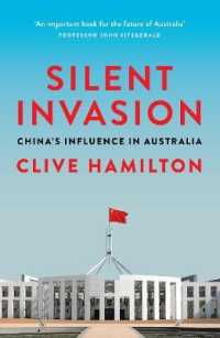 Link to an enlarged image of Silent Invasion : China's Influence in Australia