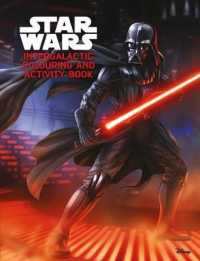 Link to an enlarged image of StarWars INTERGALACTIC COLOURING & ACT BK