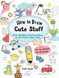 Link to an enlarged image of How to Draw Cute Stuff