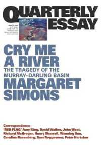 Link to an enlarged image of Cry Me a River: The Tragedy of the Murray Darling Basin