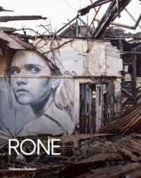 Link to an enlarged image of Rone : Street Art and Beyond -- Hardback