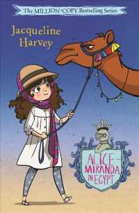 Link to an enlarged image of Alice-miranda in Egypt -- Paperback / softback
