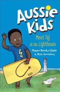 Link to an enlarged image of Aussie Kids Meet Taj at the Lighthouse