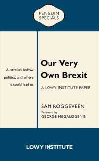 Link to an enlarged image of Our Very Own Brexit : Australia's Hollow Politics and Where It Could Lead Us