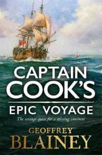 Link to an enlarged image of Captain Cook's Epic Voyage