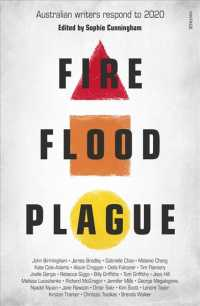 Link to an enlarged image of Fire Flood and Plague -- Paperback / softback