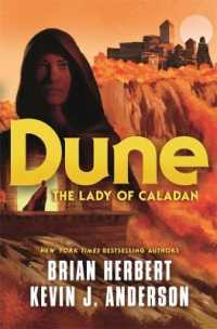 Link to an enlarged image of Dune The Lady of Caladan