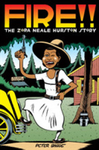 Link to an enlarged image of Fire! : The Zora Neale Hurston Story