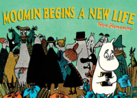 Link to an enlarged image of Moomin Begins a New Life (Moomin)