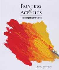 Link to an enlarged image of Painting in Acrylics : The Indispensable Guide
