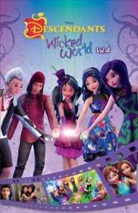 Link to an enlarged image of Disney Descendants Wicked World Cinestory Comic 4 (Disney Descendants Wicked World)