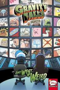Link to an enlarged image of Disney Gravity Falls Shorts : Just West of Weird (Gravity Falls)