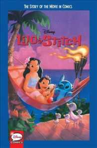 Link to an enlarged image of Disney Lilo & Stitch : The Story of Movie in Comics (Story of the Movie in Comics)