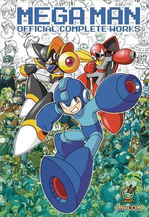 Link to an enlarged image of Mega Man : Official Complete Works