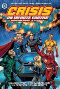 Link to an enlarged image of Crisis on Infinite Earths : Paragons Rising (Crisis on Infinite Earths) (Deluxe)