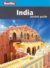 Link to an enlarged image of Berlitz Pocket Guide India (Travel Guide) (Berlitz Pocket Guides) (7TH)