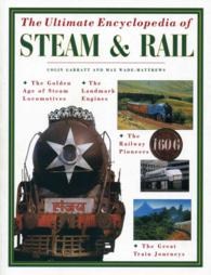 Link to an enlarged image of The Ultimate Encyclopedia of Steam & Rail