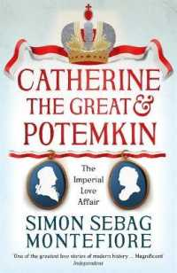 Link to an enlarged image of Catherine the Great and Potemkin : The Imperial Love Affair -- Paperback / softback