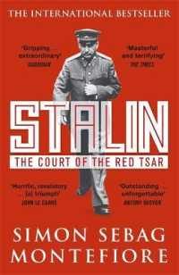 Link to an enlarged image of Stalin : The Court of the Red Tsar -- Paperback / softback