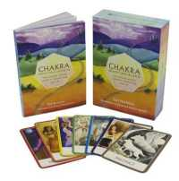 Link to an enlarged image of Chakra Wisdom Oracle Cards : The Complete Spiritual Toolkit for Transforming Your Life (BOX TCR CR)