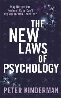 Link to an enlarged image of The New Laws of Psychology