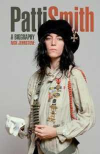 Link to an enlarged image of Patti Smith: The Biography