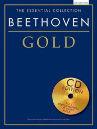 Link to an enlarged image of Beethoven Gold (The Essential Collection) (Paperback + Spoken Word Compact Disc)