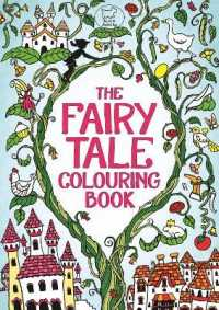 Link to an enlarged image of The Fairy Tale Colouring Book (CLR CSM)