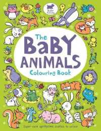 Books Kinokuniya The Baby Animals Colouring Book CLR CSM Marx