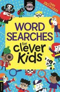 Link to an enlarged image of Wordsearches for Clever Kids (Buster Brain Games) -- Paperback / softback