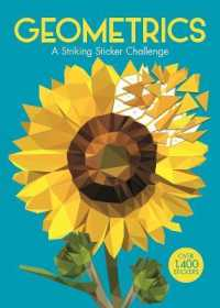 Books Kinokuniya Geometrics A Striking Geometric Sticker