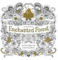Books Kinokuniya Enchanted Forest An Inky Quest And Colouring