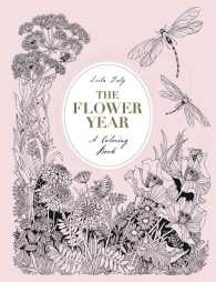Books Kinokuniya The Flower Year A Coloring Book CLR CSM