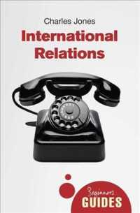 Link to an enlarged image of International Relations : A Beginner's Guide (Beginner's Guides)