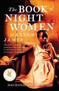 Link to an enlarged image of Book of Night Women -- Paperback / softback