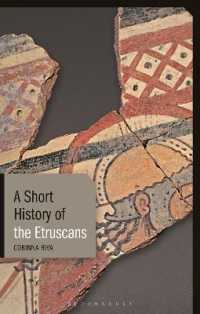 Link to an enlarged image of A Short History of the Etruscans (Short Histories)