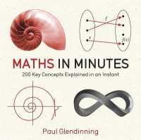 Maths in Minutes 9781780873695