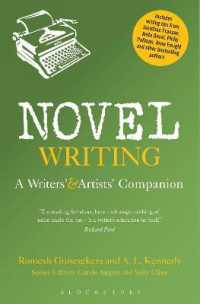 Link to an enlarged image of Novel Writing : A Writers' and Artists' Companion (Writers' and Artists' Companions)