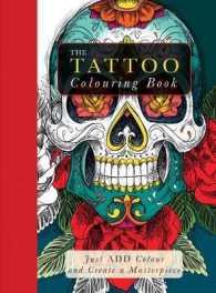 Books Kinokuniya Tattoo Colouring Book Mixed Media Product