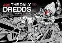 Link to an enlarged image of Judge Dredd: the Daily Dredds Volume Two : 1986-1989 -- Hardback