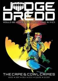 Link to an enlarged image of Judge Dredd : The Cape and Cowl Crimes (Judge Dredd)