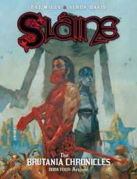 Link to an enlarged image of Slaine : The Brutania Chronicles Book 4 -- Hardback