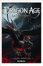 Link to an enlarged image of Dragon Age, Last Flight -- Paperback / softback