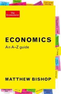 Link to an enlarged image of Economics: an A-z Guide -- Paperback / softback (Main)