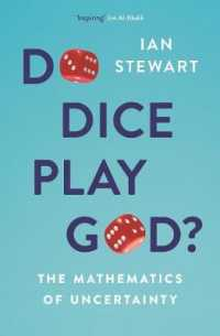 Link to an enlarged image of Do Dice Play God? : The Mathematics of Uncertainty -- Paperback / softback (Main)